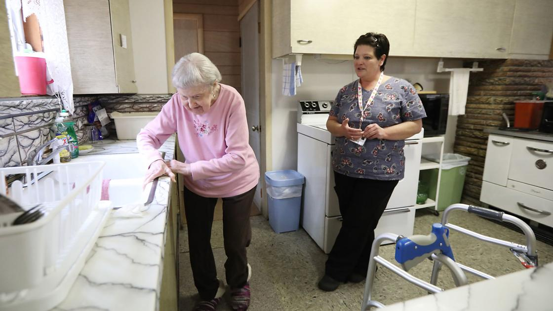 Wisconsin's caregiver workforce shortage getting worse, report says