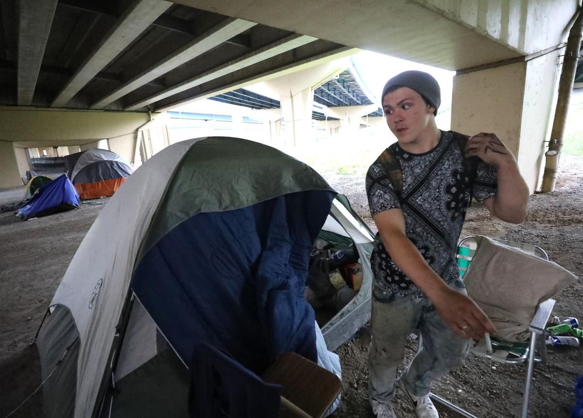 Homeless Milwaukee - Purple