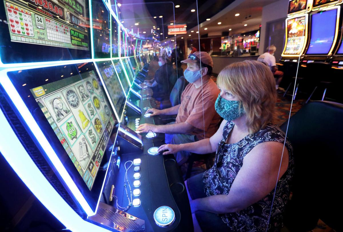 Tribal governments 'crippled' by lost gambling revenue during COVID-19  pandemic | Business News | madison.com