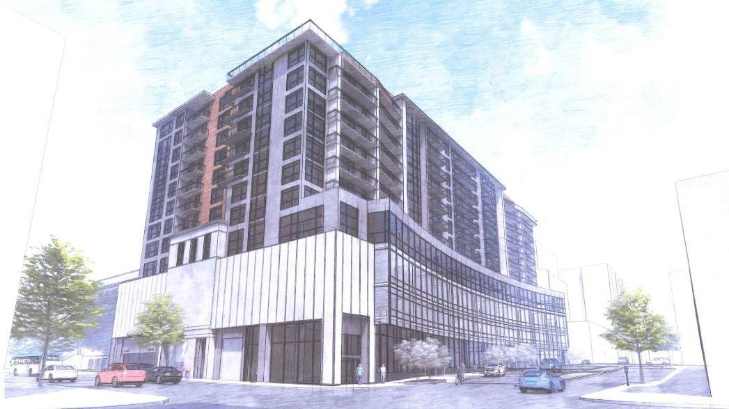 Judge Doyle Square - Gebhardt project