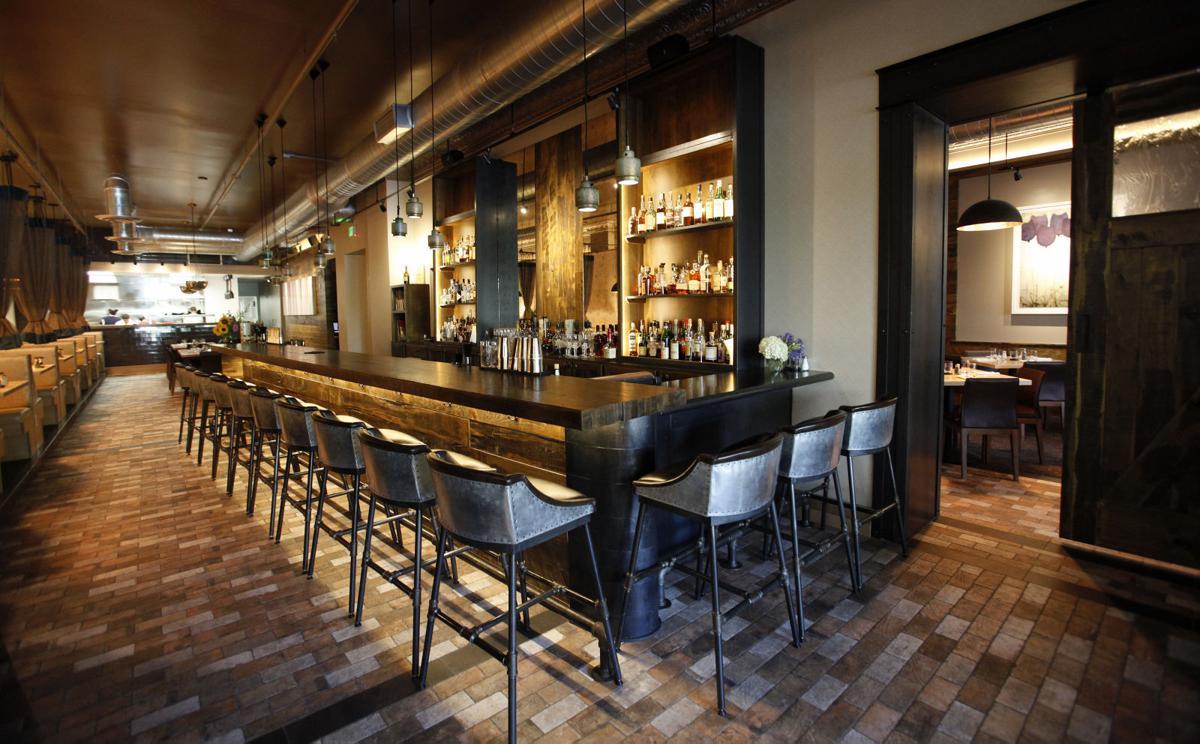 Graft bar area