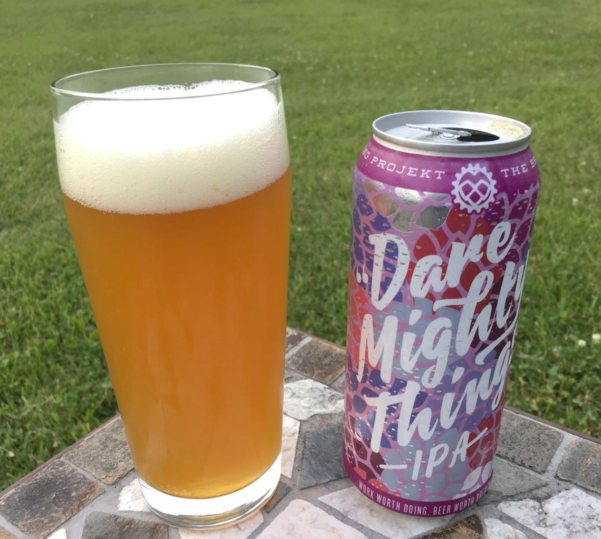 Brewing Projekt Dare Mighty Things Mosaic