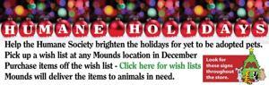 Humane Holidays