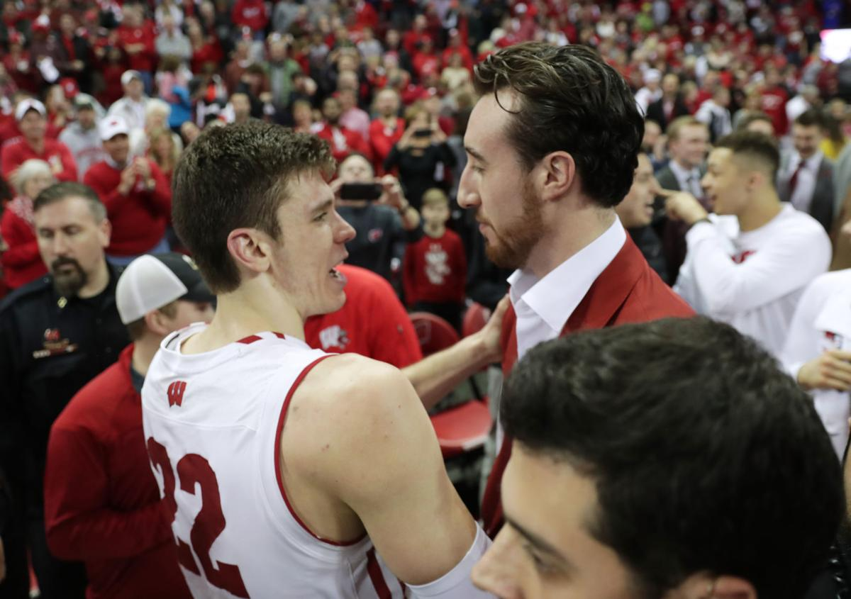 Seen And Heard At Kohl Center As Wisconsin Upsets Purdue Wisconsin