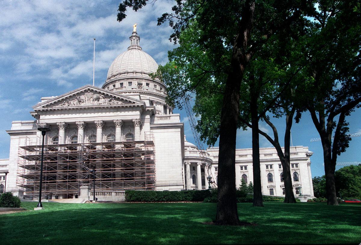 Capitol Exterior Restoration
