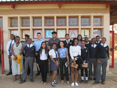 Madison entrepreneurship program, CEOs of Tomorrow, takes 'life-changing' trip to Botswana