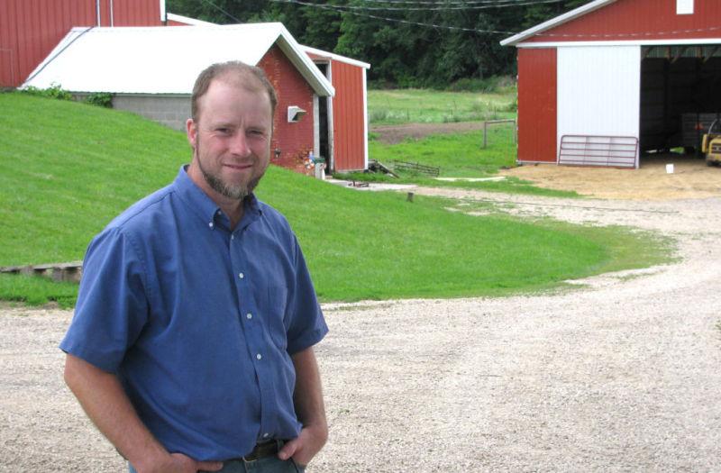 Vernon Hershberger farm