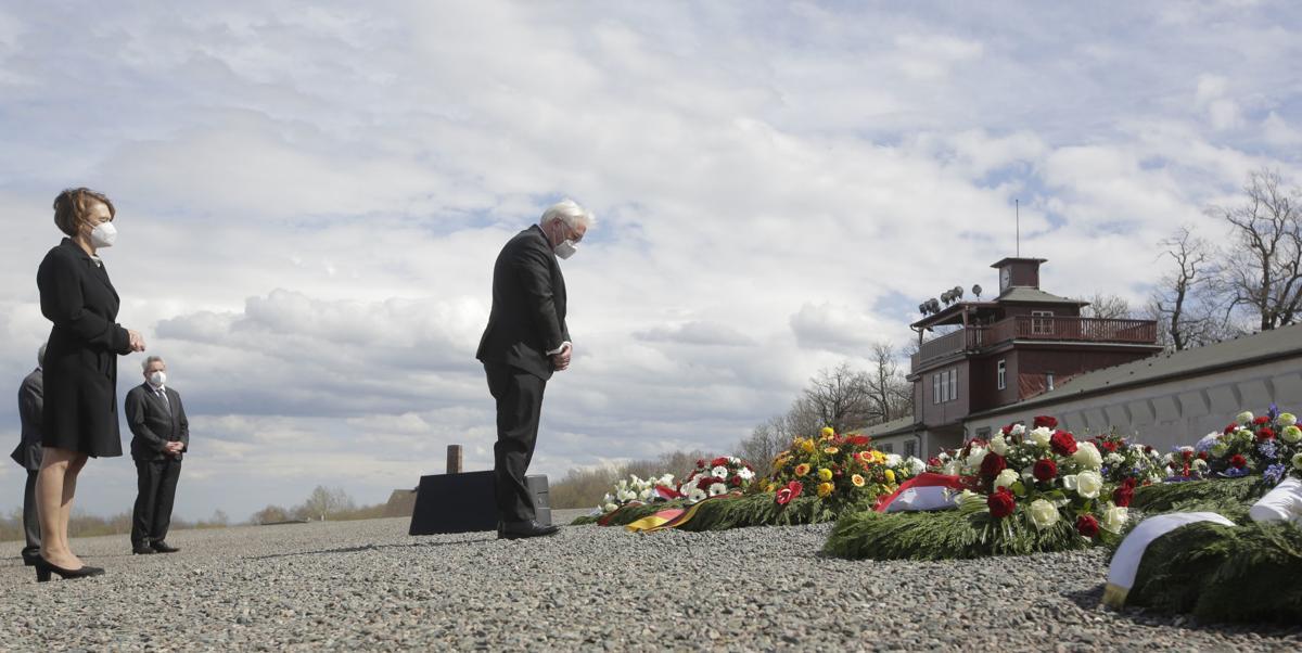 Germany Holocaust Buchenwald (copy)