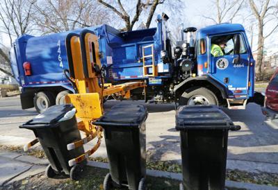 Madison compost pick-up