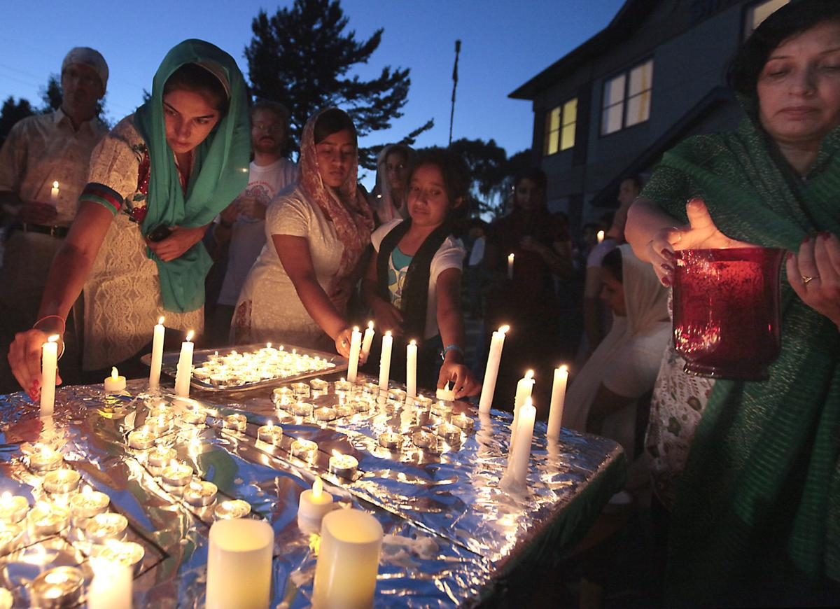 Sikh Vigil