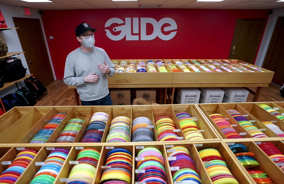 Glide Disc Golf