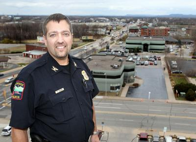 La Crosse Police Chief Ron Tischer