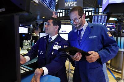 Stocks slump after US expands trade war to Mexico