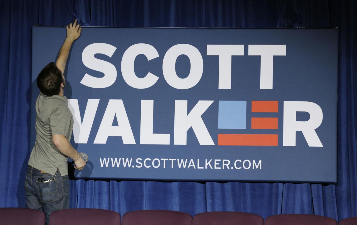 GOP 2016 Walker