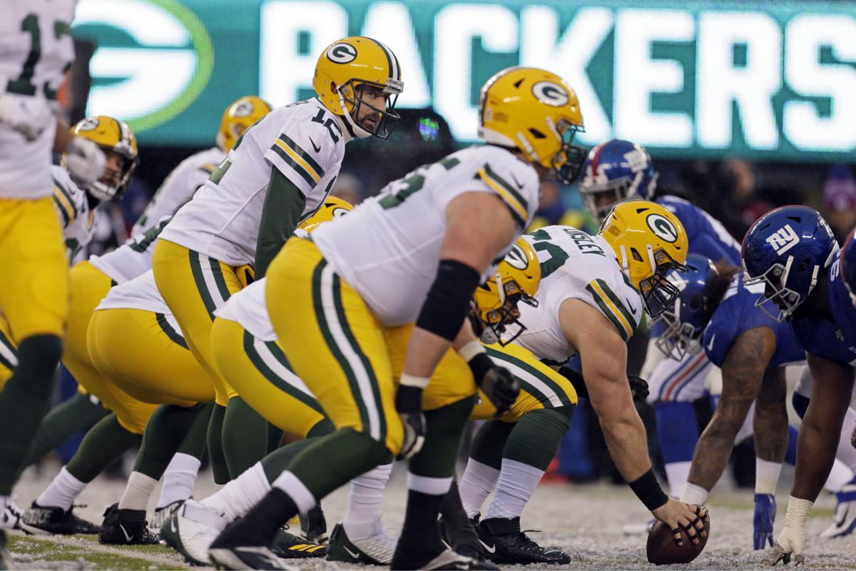 Tom Oates: Packers' offensive line needs to step up vs. Bears