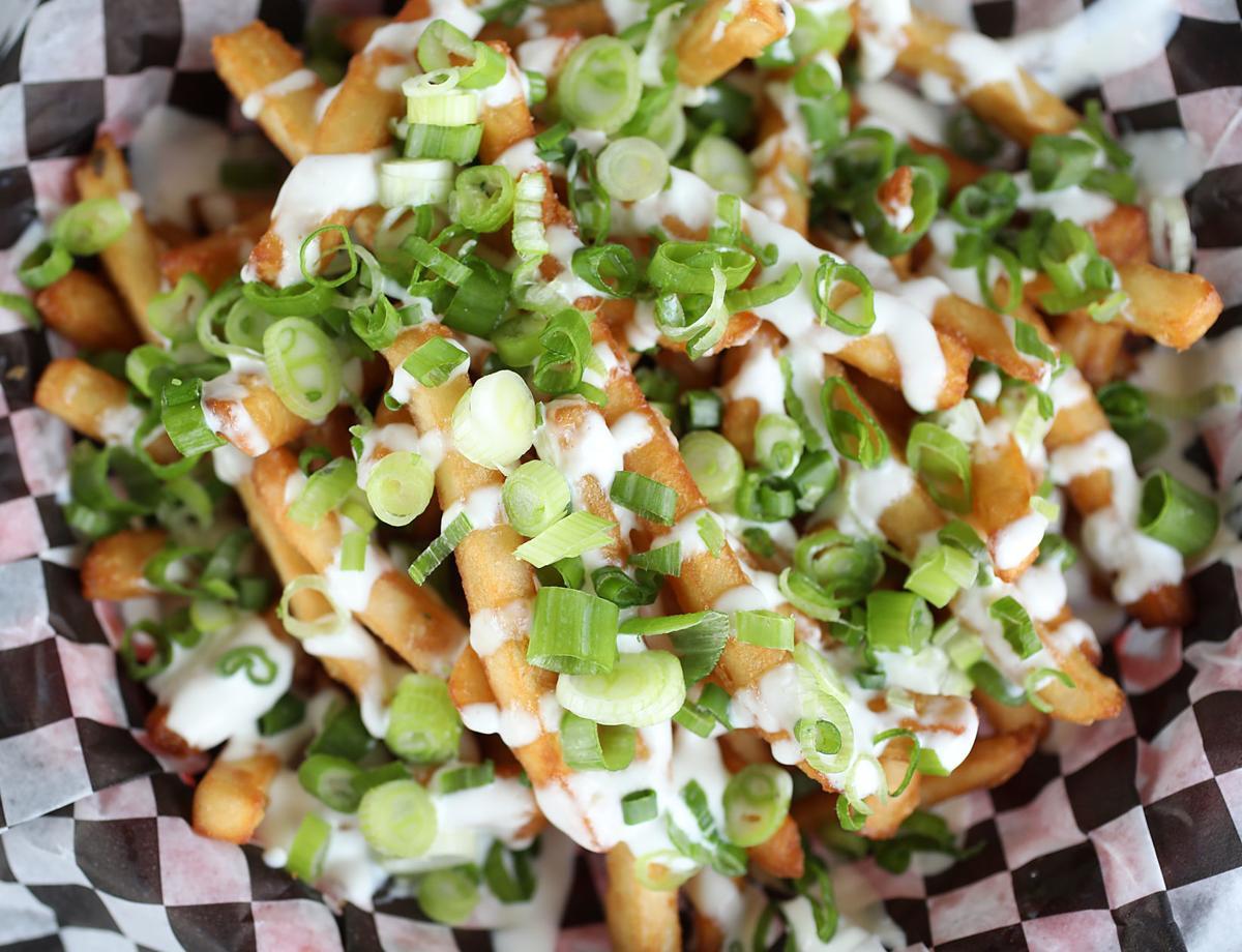 Tipsy fries