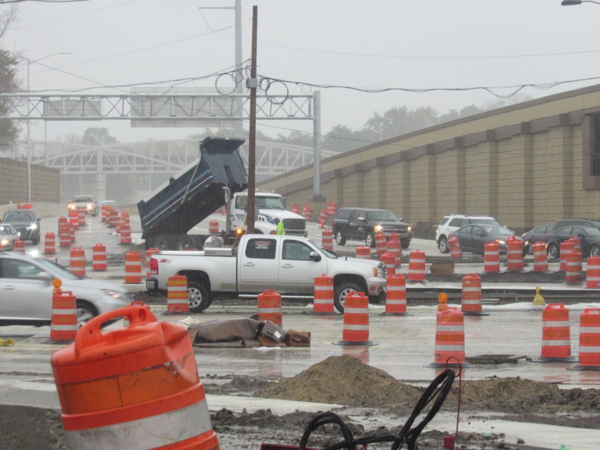 Scott Walker backs using general fund taxes for roads