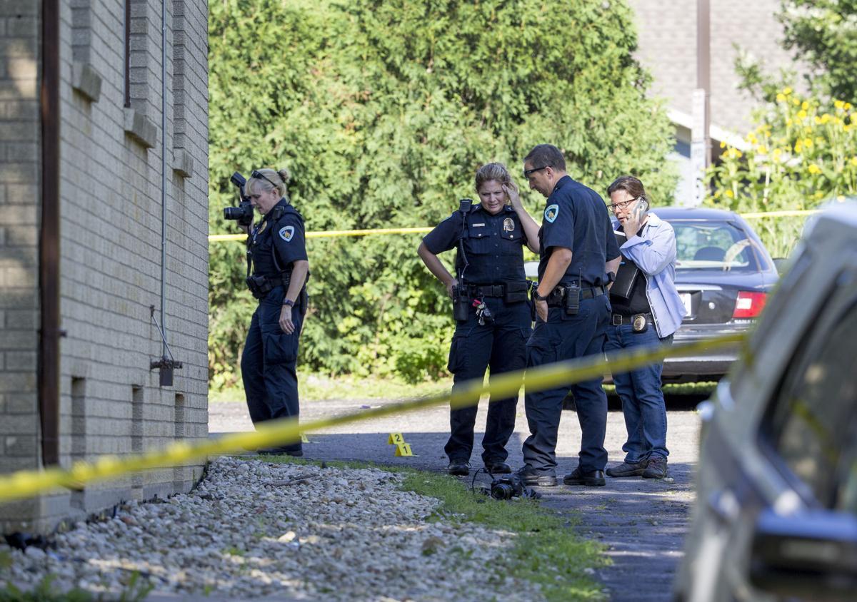 North Side homicide
