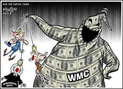 Editorial cartoon (3/21/2018)