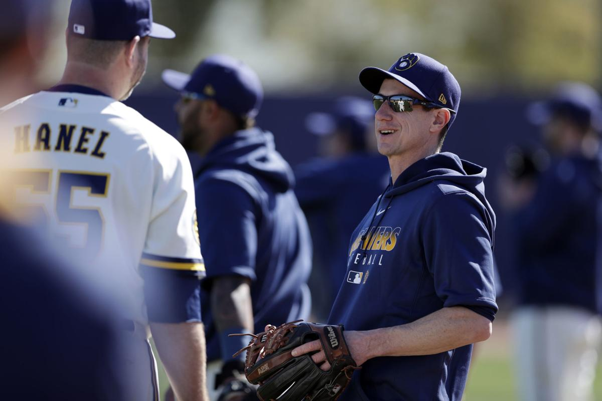 Brewers manager Craig Counsell confident baseball will return this ...