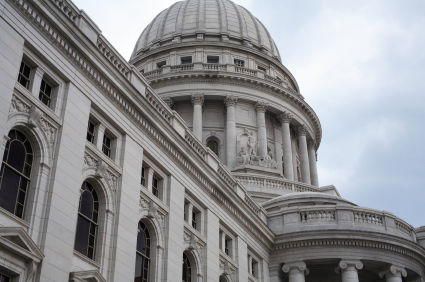 Wisconsin Capitol Dome (copy) (copy)