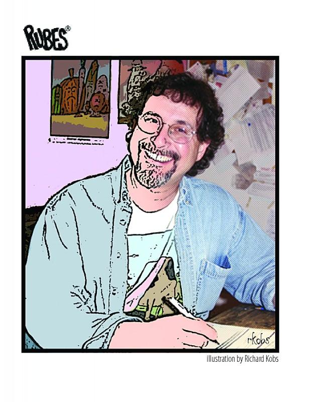 Cartoon Leigh Image