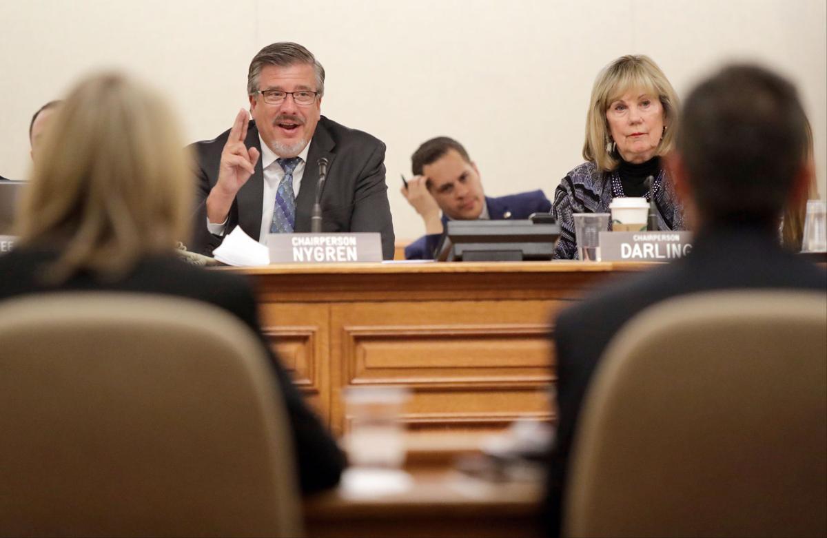 Budget shake-up ratchets up tension between GOV legislators and governor