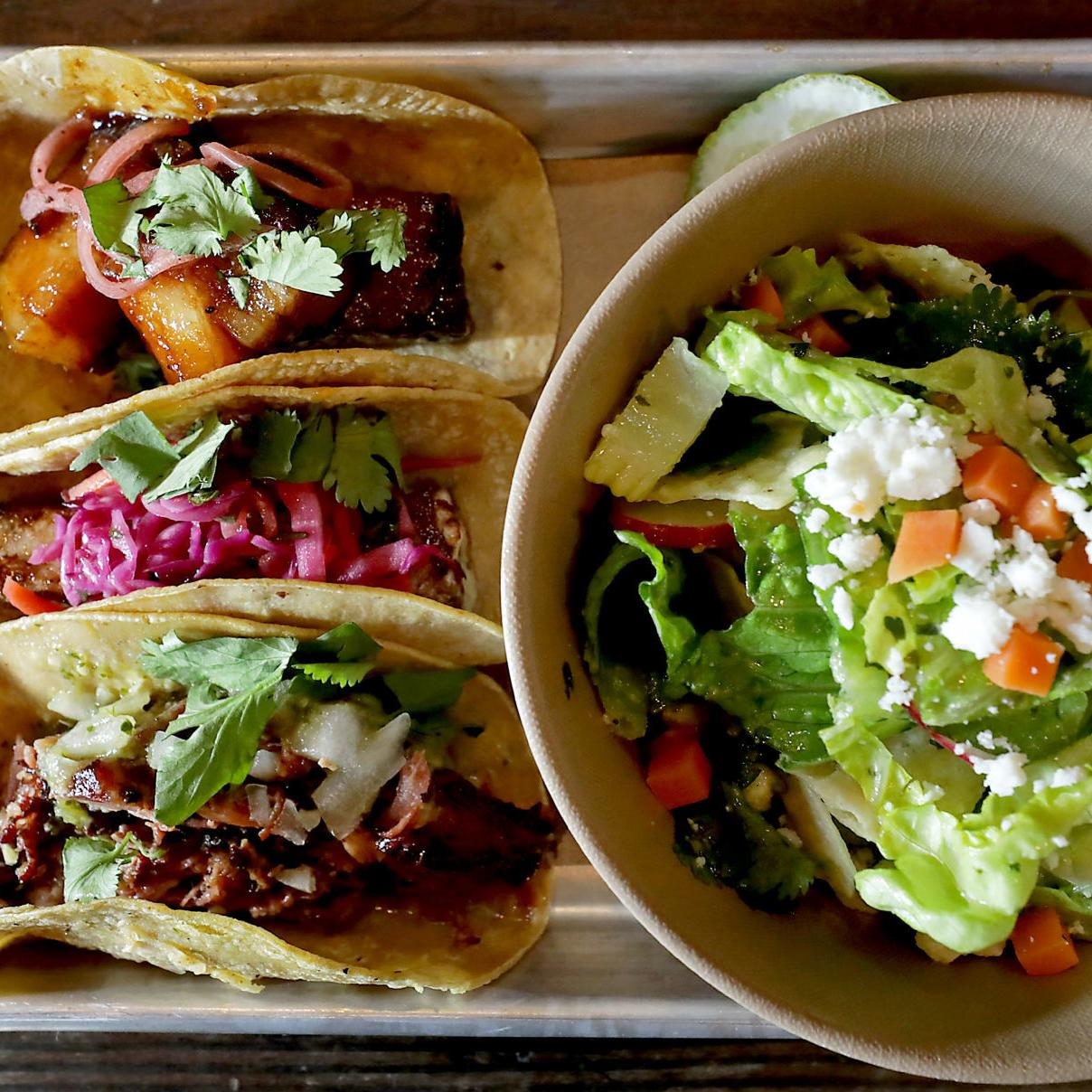 Fun-sized tacos go down easy at bartaco | Dining reviews