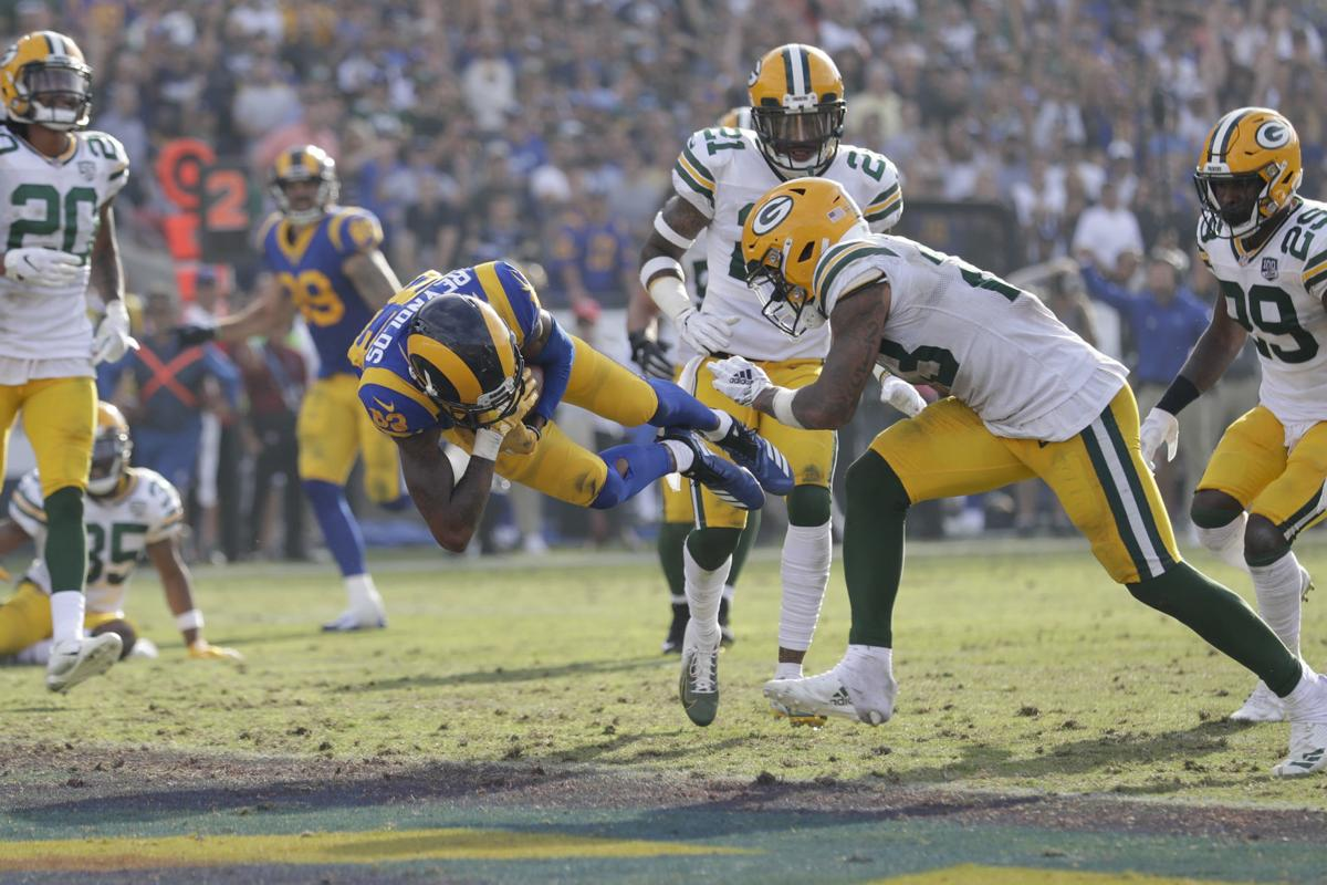 Tom Oates To Salvage Season Packers Need To Learn From Painful Loss To Rams Pro Football Madison Com