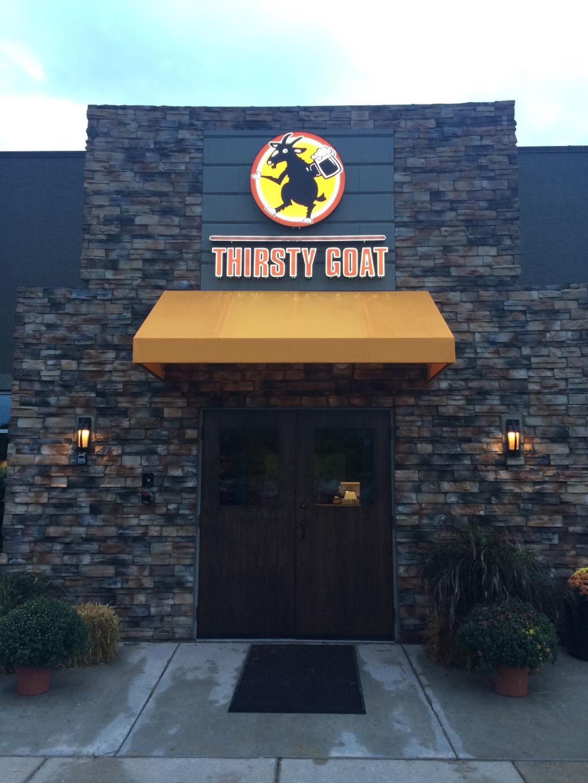 Restaurant News Thirsty Goat Restaurant And Brew Pub Opening Monday