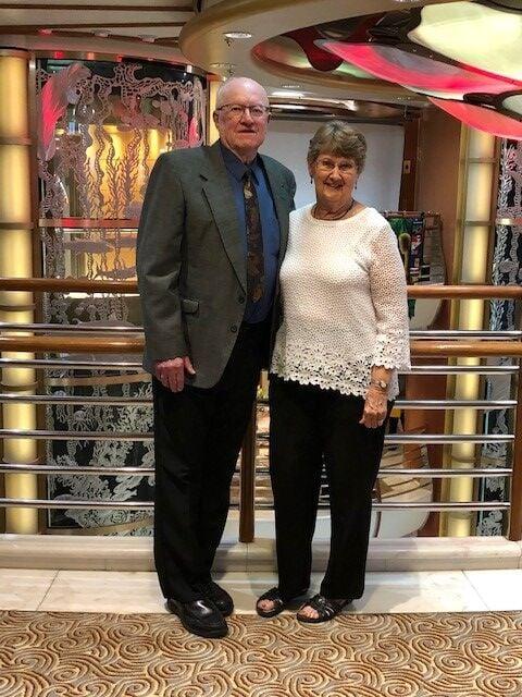 Happy 60th Anniversary Jim & Mary