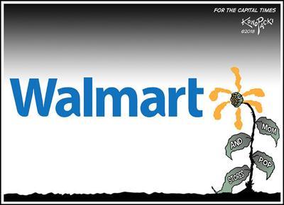 Editorial cartoon 10/10/18