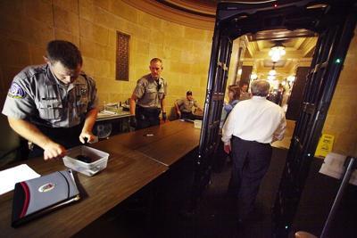 STATE BUDGET metal detectors 6/16/11