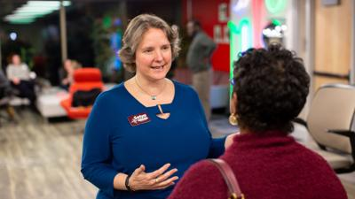 Our endorsement for Madison mayor: Satya Rhodes-Conway