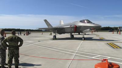 National Guard F-35s