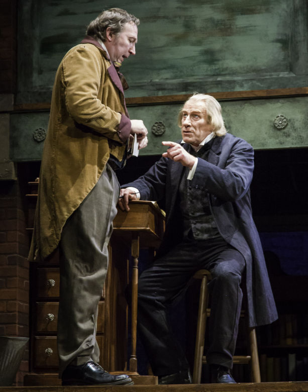 James Stauffer and John Pribyl, CTM Christmas Carol