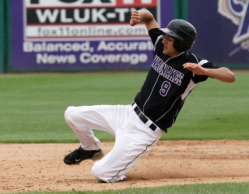 Prep baseball: Area trio earn first-team All-State honors | High