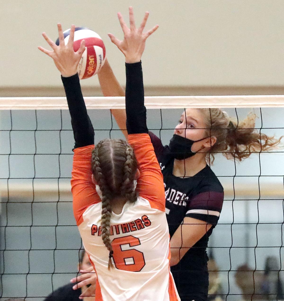 Photos: Oregon High School hosts Badger Conference girls