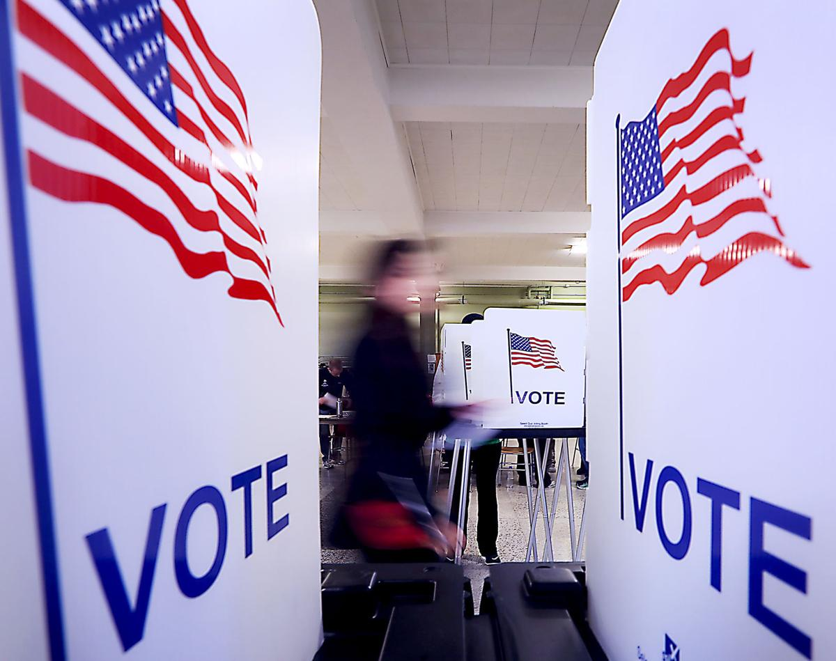 Wisconsin had second-worst presidential election turnout drop since 2012