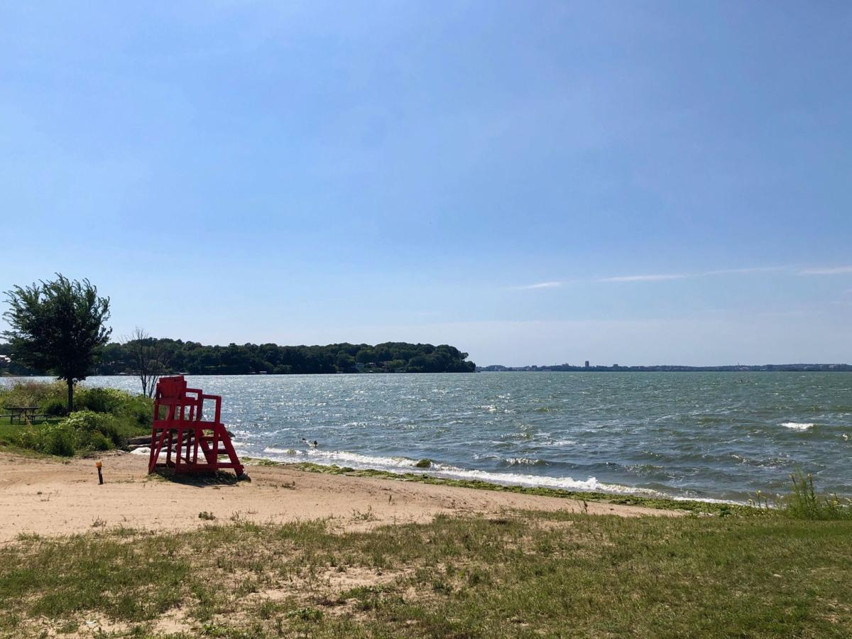 Warner Park Beach