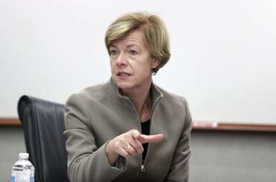 Joy First: Tammy Baldwin cannot support F-35 program while claiming progressivism