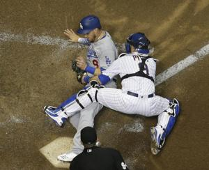 Slide extends to 7 as Brewers fall to Dodgers to start second half