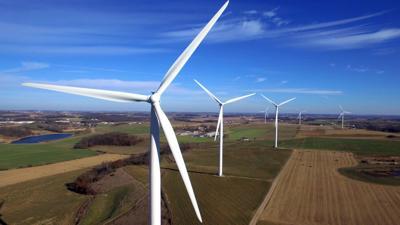 Epic Systems wind farm