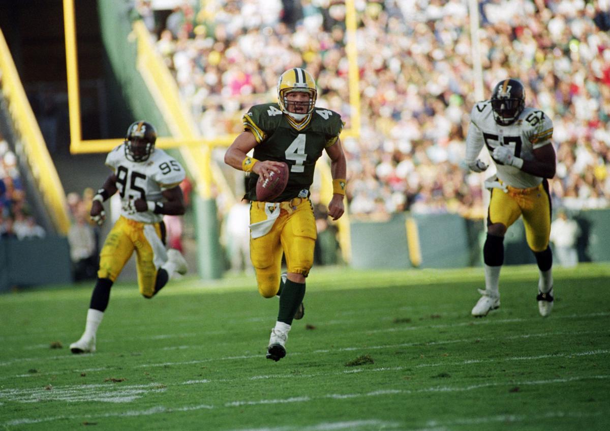 Brett Favre 1992