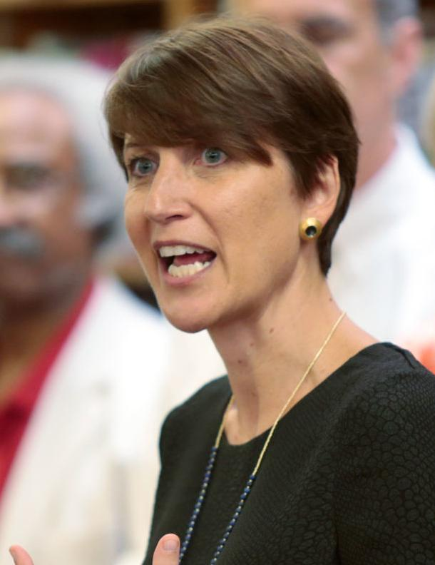 Superintendent Jen Cheatham
