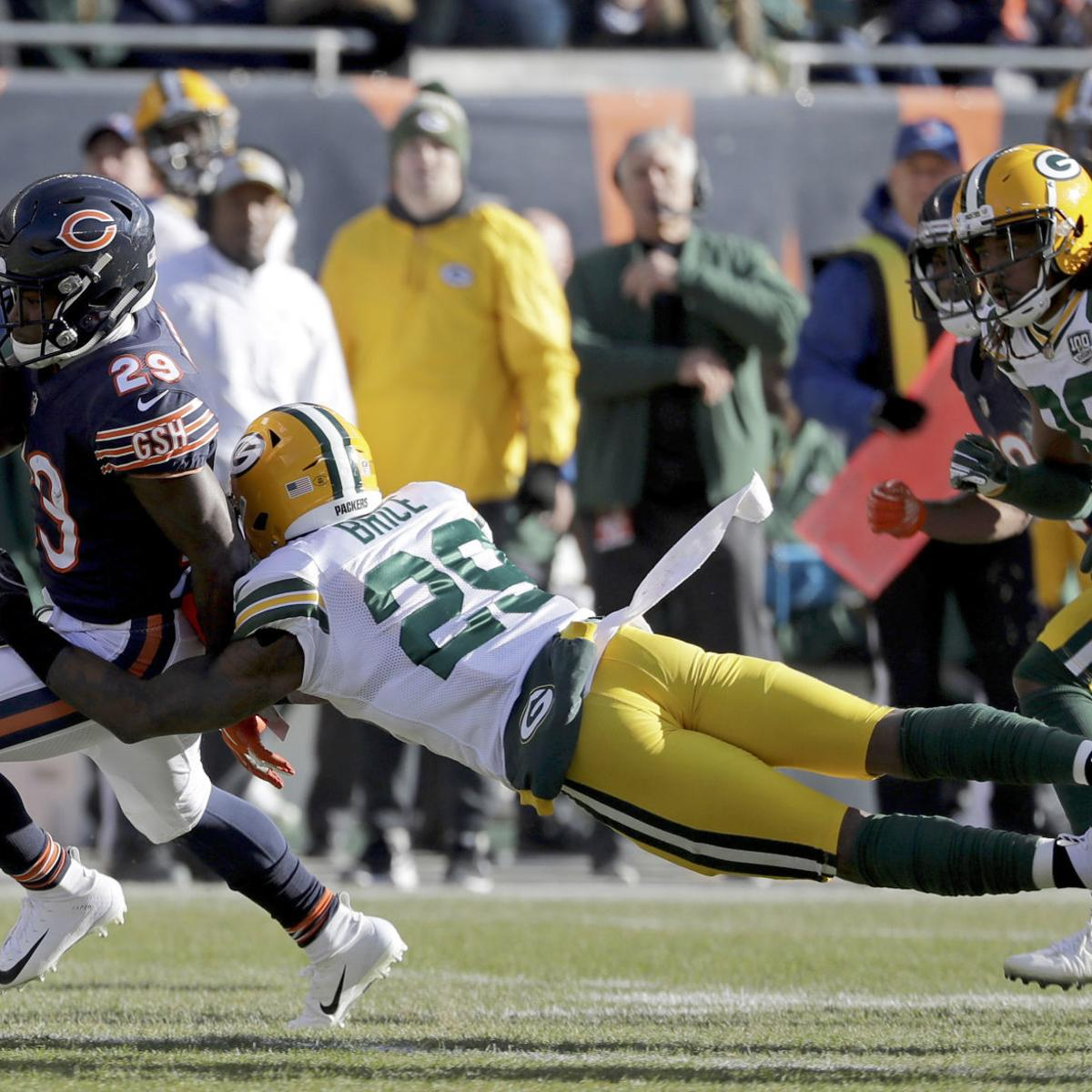 96da551b Green Bay Packers' slim playoff hopes crushed with 24-17 loss to ...