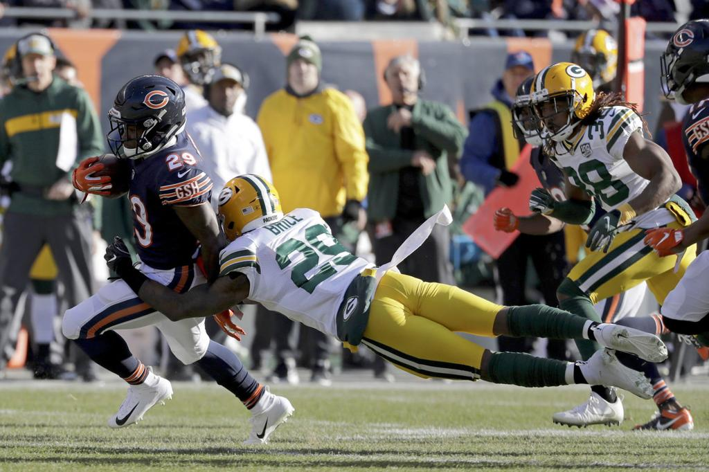 Green Bay Packers' slim playoff hopes crushed with 24-17