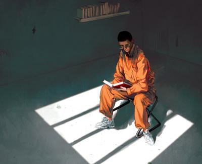 Learning Behind Bars >> Learning Behind Bars Oakhill Pushes Inmates Toward Diploma Work