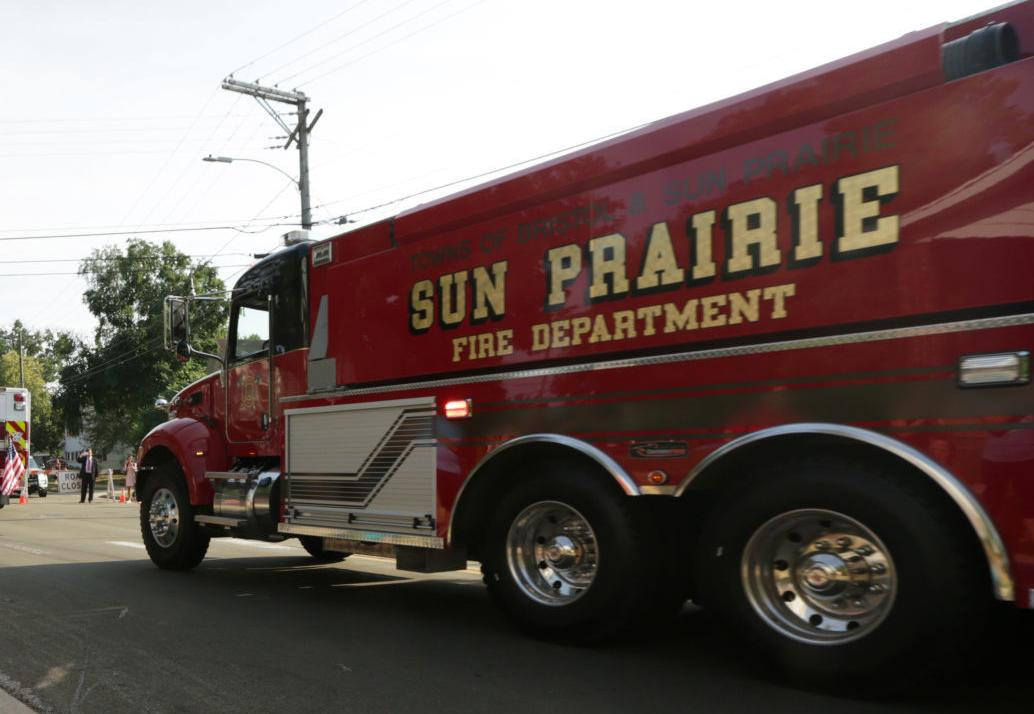 Sun Prairie Fire Department crop