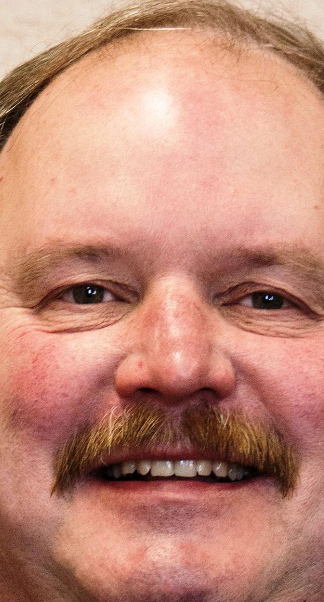 La Crosse County Sheriff Steve Helgeson